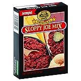 Tempo Sloppy Joe Mix - Original - 2 oz - Case of 12