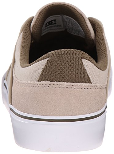 DC Hombre Mikey Taylor Vulc Mikey Taylor Signature Skate Zapatos Camel