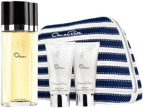 Oscar De La Renta 4 Piece Gift Set for Women