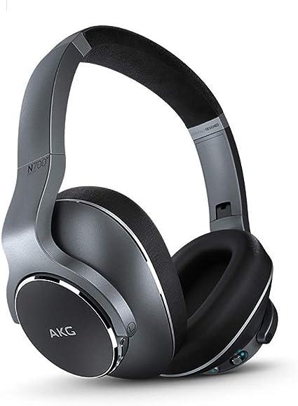 AKG N200 Blue Cuffie Wireless Ricarica Veloce e Batteria a