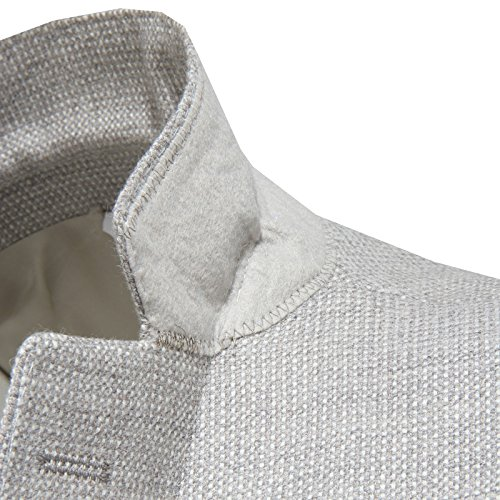 Acquaviva Jackets 7086l Coats Men Giacche Milano Grigio G Lana Cotone Giacca Uomo AA81p7rqw