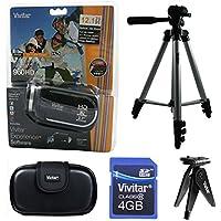 Vivitar Camcorder,12x Opt,1080p Dvr960hdbk