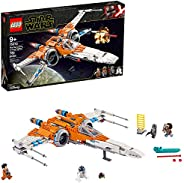 LEGO Star Wars Poe Dameron's X-Wing Fighter 75273 Building Kit, Cool Construction Toy for Kids, New 2020 (