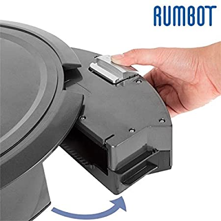 Robot aspirador RUMBOT inteligente: Amazon.es: Bricolaje y ...