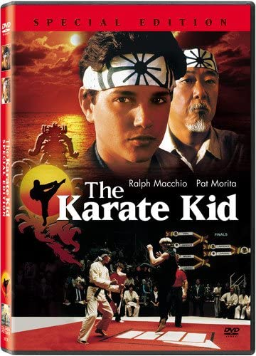 Karate Kid [DVD] [1984] [Region 1] [US Import] [NTSC]