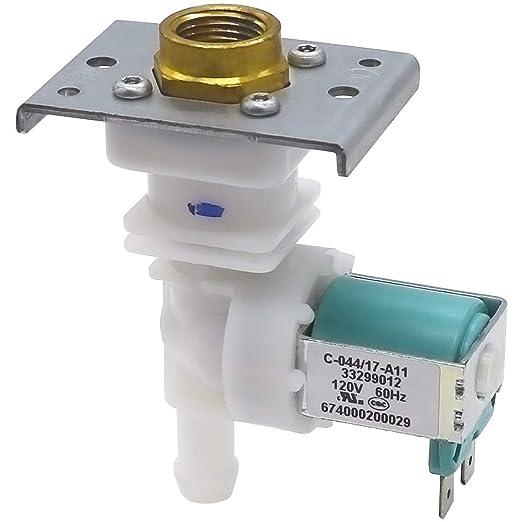 Primeswift - Válvula de entrada de agua para lavavajillas DD62 ...