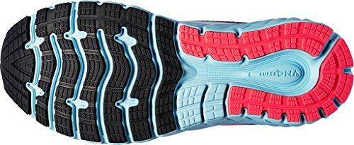 Islandblue Femme Chaussures Divapink de Brooks Black Glycerin 15 Gymnastique P0xOTXn