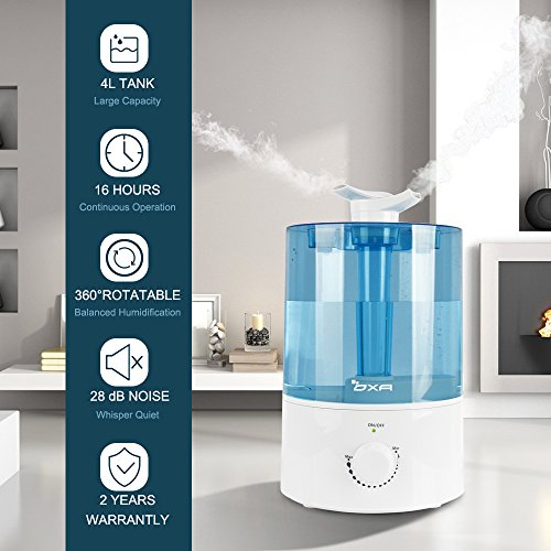 OXA-4L-Large-Capacity-Cool-Mist-Humidifier-Whisper-Quiet-Ultrasonic-Air-Humidifiers-for-Bedroom-Babyroom-Home-Office-Two-360-Rotatable-Mist-Outlet