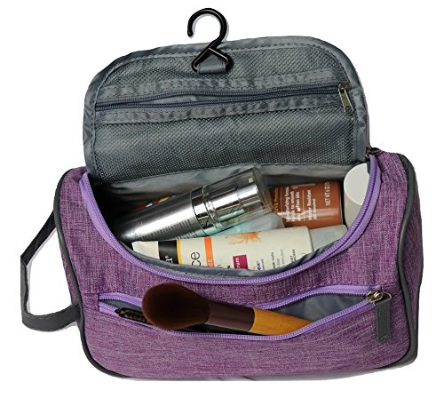 Hanging Toiletry Bag – Travel Essentials Organizer