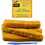 Downtown Pet Supply Himalayan Yak Dog Chew, 2 lb