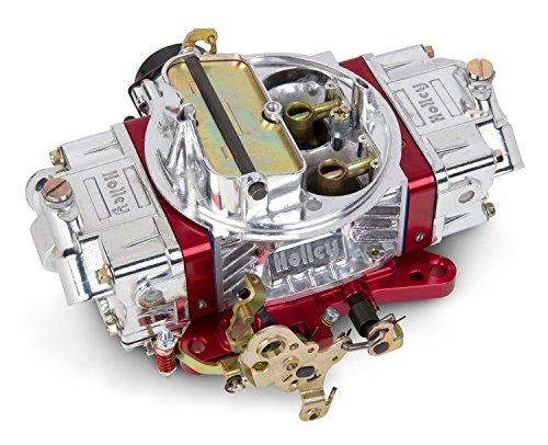 Ultra Double Pumper Carburetor - 7
