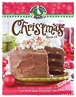 Gooseberry Patch Christmas Book 12: Recipes, Projects and Gift ...
