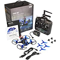 Weyland WD110 Quadcopter Racing Drone Kit with Devo 7 Remote Control/F3 Fight Control/Fpv Camera/Video Transmitter