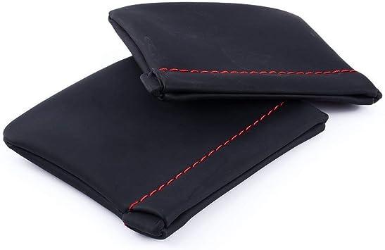Reemplazo de la PU estuche de cuero bolsa de la carpeta Caja Funda Bolsa Negra de Auriculares para el iPhone Beats HTC Accesorios del auricular: Amazon.es: Electrónica