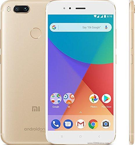 Xiaomi Mi A1 (Gold, 64 GB): Amazon in: Electronics