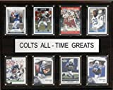 NFL Indianapolis Colts All-Time Greats Plaque