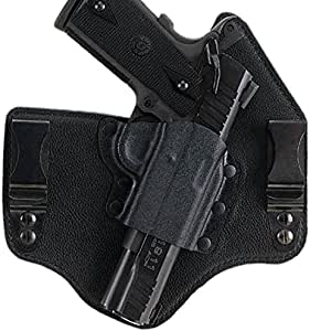 Galco Gunleather KT248B King Tuck IWB Holster Black, Right-Hand