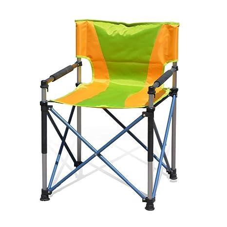 Yarmy Silla De Camping Plegable Al Aire Libre Silla Plegable ...
