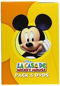 Mickey - Vol 16-20 [DVD]