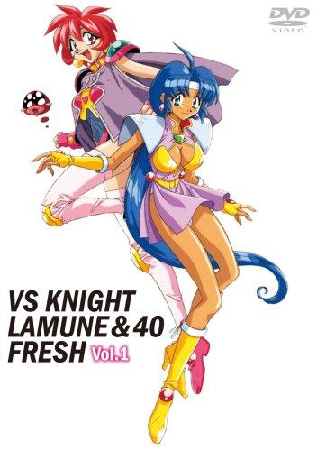 OVA VS騎士ラムネ&40 FRESH 1
