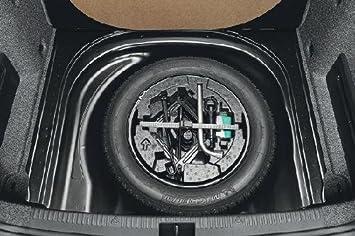 NEU Original SKODA Fabia III Einbauset für Reserverad 6V0093860