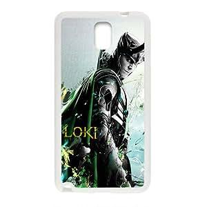 Loki Fashion Comstom Plastic case cover For Samsung Galaxy Note3