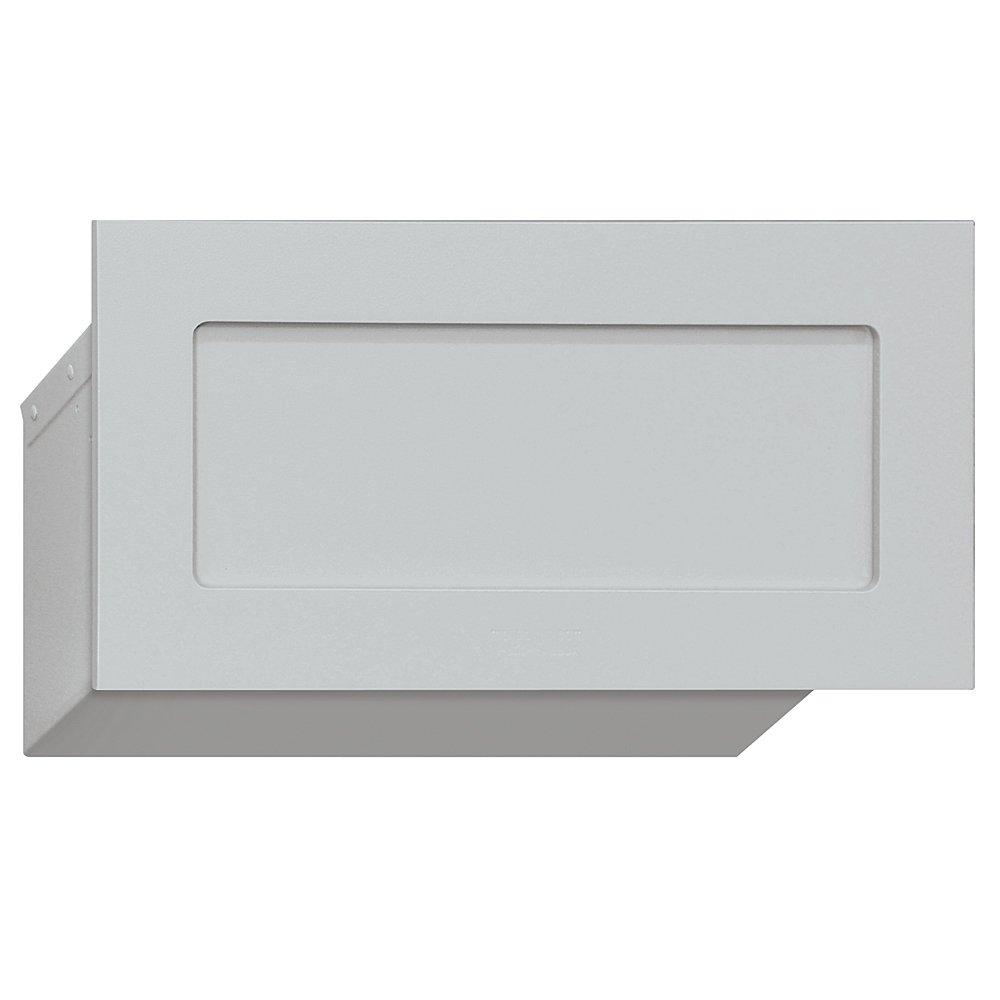 Salsbury Industries 2255ALM  Aluminum Mail Drop