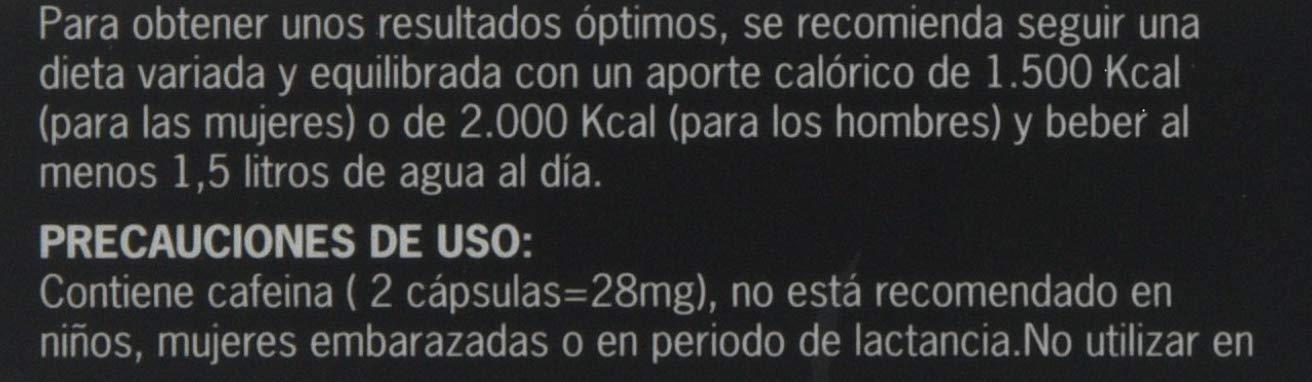 Adelgazar. Captagrasas y reductor del apetito. Contiene Guaraná y Ginseng: Amazon.es: Salud y cuidado personal