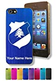 Case for Apple iPhone 5/5s - Coat of Arms Lebanon - Personalized Engraving Included