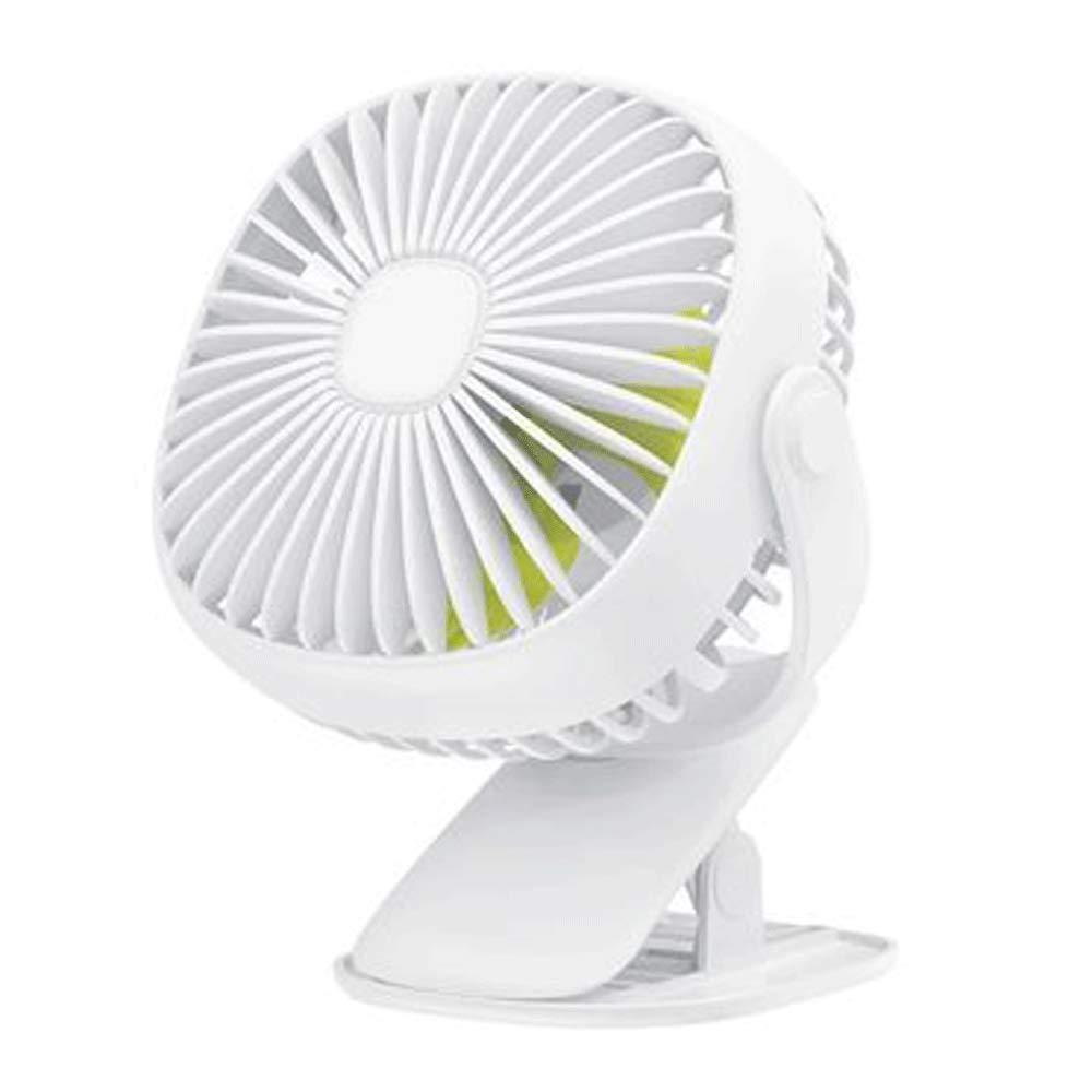 お見舞い ミニ扇風機USB小型扇風機学生寮は扇風機ポータブルサイレントファン (色 : : 白) 白 白) B07N1MJN38 B07N1MJN38, 阿東町:5776d4c9 --- yelica.com