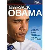 A-E Biography Barack Obama