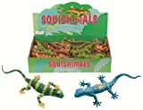 """Squeeze and stretch all you want with these highly durable lizards. Lizard is 12"""" long BEFORE stretching! 1 Lizard per package. Recommended Age: 3 + years."""