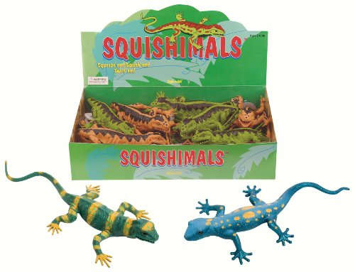 shimal Toy (Squishy Lizard)