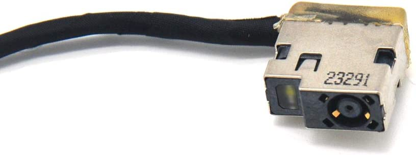 Padarsey DC Jack Power with Cable Harness Compatible for HP Pavilion 15T-E 17-E 15-e027TX 15-e028TX 15-e029TX 15-e039nr 15-e041ca 15-e043cl 15-e010us 15-e020us 15-e028us 709802-YD1 709802-SD1