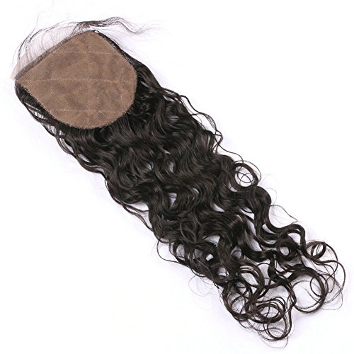FDshine Water Wave Silk Closure 4x4