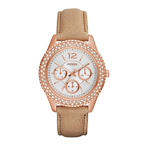 Fossil Wide Leather Band - 1