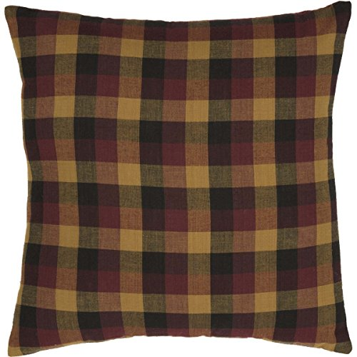(VHC Brands Primitive Pillows & Throws - Heritage Farms Red 16