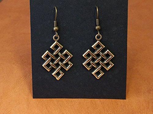 Endless Eternal Knot Earrings Earring Set - Eternal Knot Earrings