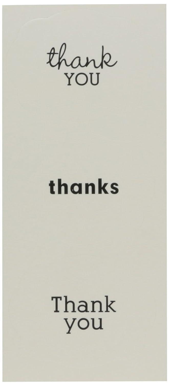 基本粘着感情ラベル 9/Pkg に感謝します。 B00BSB33YA