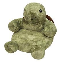 Cloud B Cuddly Comfeez Stuffed Animals and Toys, Green, Twilight Turtle