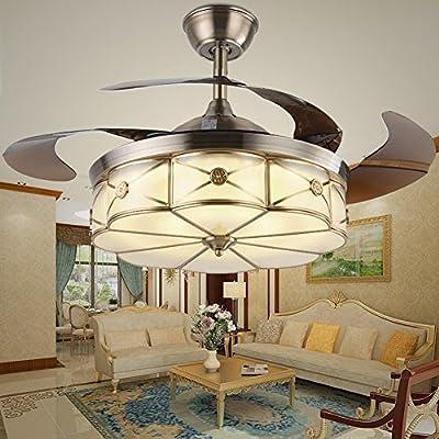 Yue Jia 36 Inch promoción ventilación Natural bronce Invisible ...