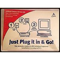 Actiontec Modem Kit From AOL Exuv9212-04