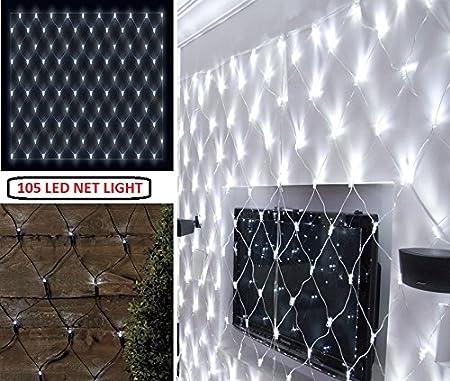 Elitezotec 105 led net lights decorative solar light lighting 18m x elitezotec 105 led net lights decorative solar light lighting 18m x 1m outdoor summer aloadofball Gallery