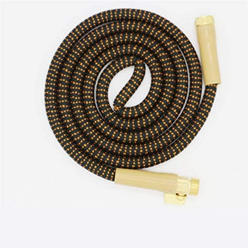 Garden Hose Strongest Double Latex Inner Tube Prevent Leaking Magic Garden Hose Pipe with 9 Function Kitchen Bath Tap Indoor Outdoor (Size : 2250cm)