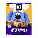 Blue Dog Bakery Natural Low Fat Dog Treats, Assorted Flavors, 20 Ounce Boxes (Pack of 6)