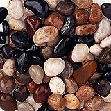 [18 Pounds] Pebbles Aquarium Gravel River