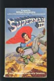 Superman III, William Kotzwinkle, 0446321990