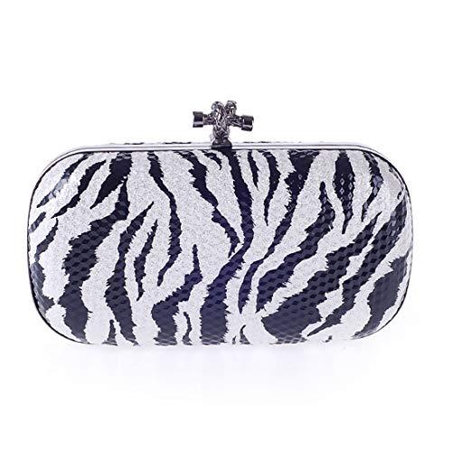 Tide Evening Multicolor Party JESSIEKERVIN Women's Purse Bag Clutch Bag Fashion Handbag 6 4qwE6F