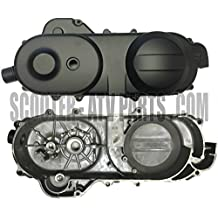 50cc GY6 Scooter Side Belt Clutch Cover
