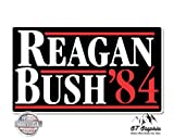 reagan bush decal - Reagan Bush '84 Campaign - 5